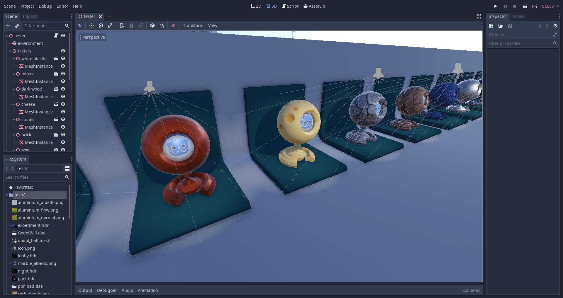 Workshop DLC 2021: Godot Engine